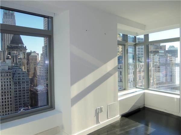 Condo at 123 Washington St. 34-F New York, New York 10006 United States