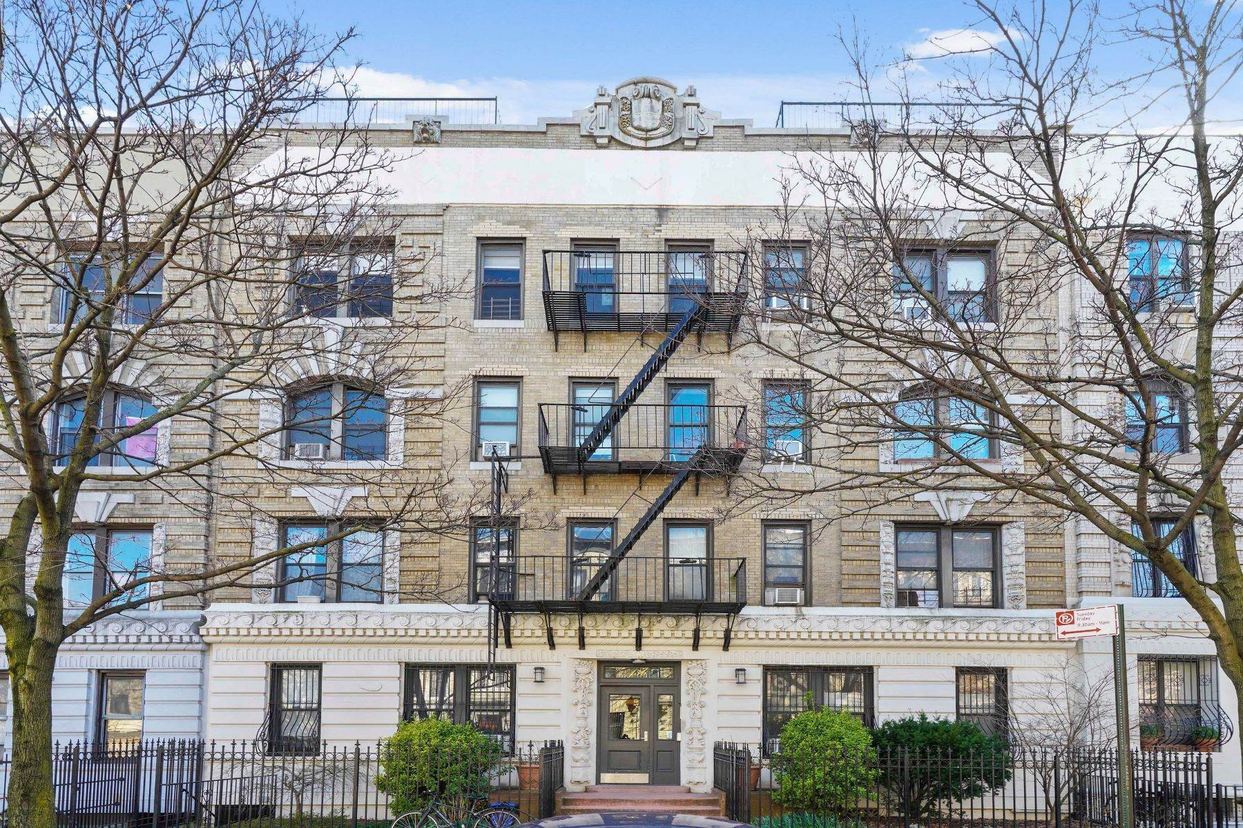 Co-op Properties for Sale at 436 Sterling Place #10 Brooklyn, New York 11238 United States