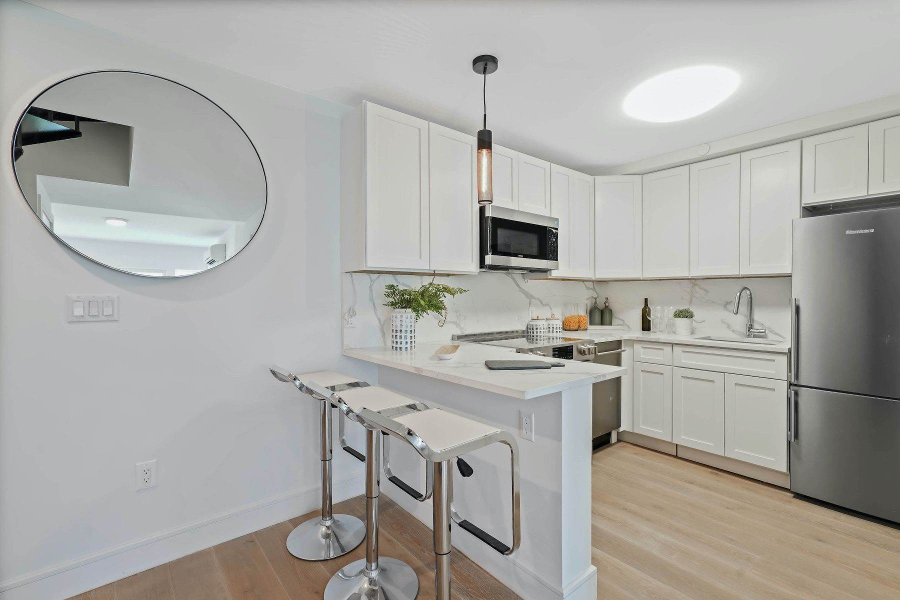 10. Condominiums for Sale at Linden Street Condominiums 400 Linden Street #Garden 400 Linden Street #Garden Brooklyn, New York 11237 United States